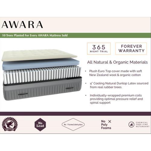 Awara Latex Hybrid Mattress