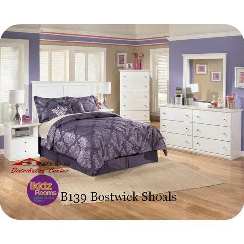 Ashley Furniture - Ashley B139 Bostwick Shoals Bedroom set Houston Texas USA Aztec Furniture
