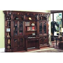 Barcelona Library Hutch/Desk