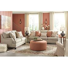 30803  Sofa, Loveseat, Chair 1/2, Chair & Ottoman - Almanza Wheat