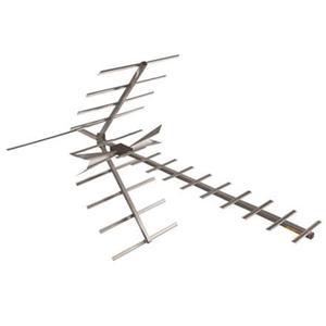 DigiTenna® DT-DF Deep Fringe Antenna VHF Hi-Band/UHF, 0-55  Miles