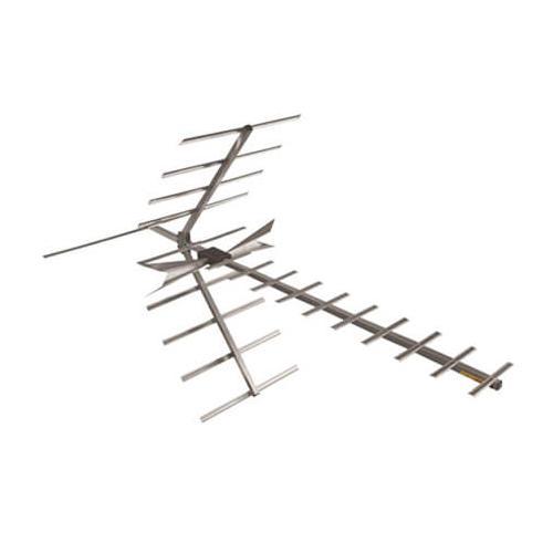 DigiTenna® DT-DF Deep Fringe Antenna VHF Hi-Band/UHF, 0-55  Miles - W/ Embedded Amplifier