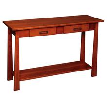 Craftsmen Sofa Table