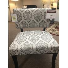 See Details - Powell Accent Chair Model# 145017