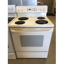 View Product - Used GE Coil Electric Range