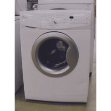 White Whirlpool® Compact 24 in. Front-Load Washer (This One Only)