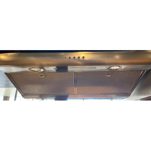 """Product Image - Faber PELL30SS   30"""" Pellicano - Under Cabinet 600 cfm"""