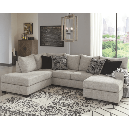 Megginson - Storm - 2-Piece Sectional with Left Chaise