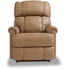 Pinnacle Leather Rocking Recliner