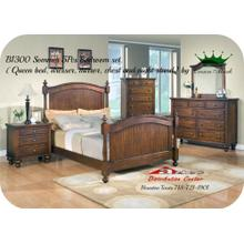 Crown Mark Furniture B1300 Sommer Bedroom Set Houston Texas USA Aztec Furniture