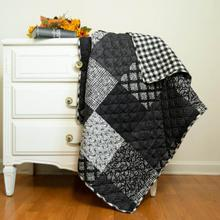 See Details - Windsor Patch Throw