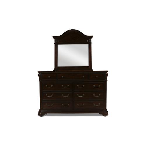 New Classic 4 Pc Queen Bedroom Set, Emilie B1841