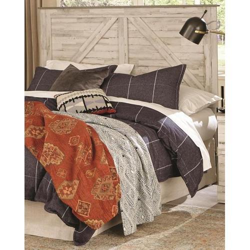 Kith Furniture - Aspen Full/Queen Size Headboard