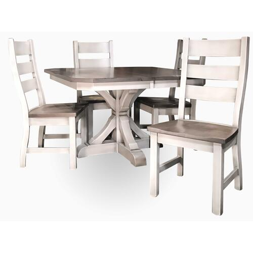Unplugged Furniture - Barn Beam Dining Room Set