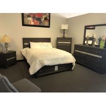 See Details - Crown Mark Regata Queen 7 Piece Bedroom