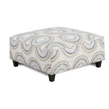 Fusion Square Cocktail Ottoman
