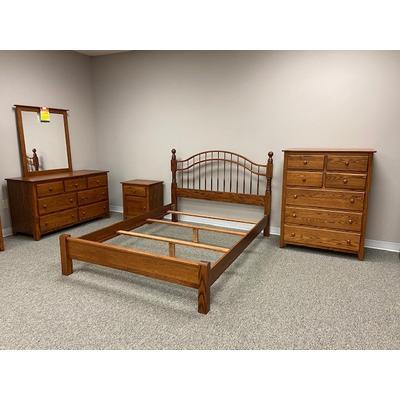 Shaker 5 Piece Bedroom Set