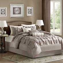 See Details - Laurel 7 piece Comforter Set - King