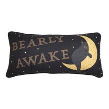 Evening Lodge Throw Pillow