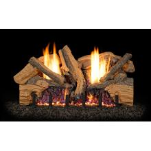 Foothill Split Oak Vent Free Logs