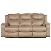 View Product - Marvel Manual Reclining Sofa - Vintage Brown