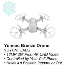 See Details - Yuneec Breeze Drone