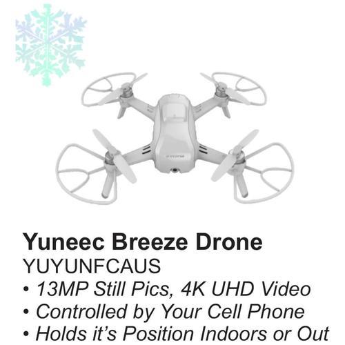 Yuneec - Yuneec Breeze Drone
