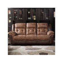 Cheers Two Tone Dual Reclining Sofa