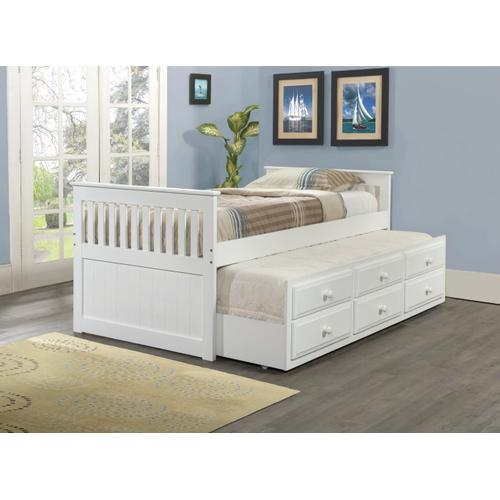 Gallery - Twin Mission Rake Bed