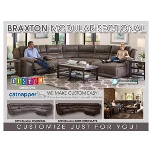BRAXTON modular sectional