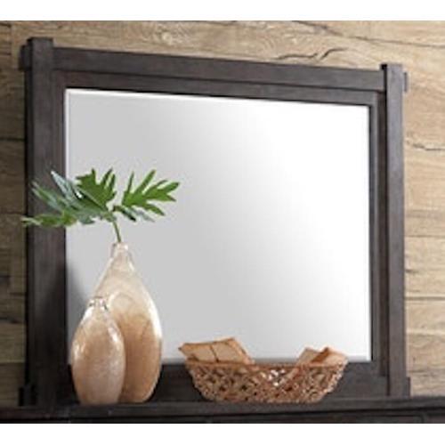 Elements - Scott Dark Bedroom - Mirror