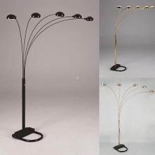 Crown Mark Peacock Floor Lamp