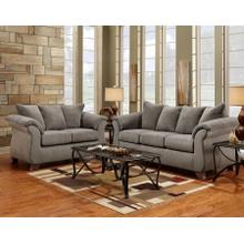 Sensations Gray Loveseat