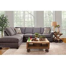 Jitter Bug 2pc Sectional