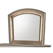 See Details - Cristal Bedroom Dresser Mirror