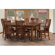 Bennington Amish Custom Dining Set