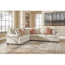 Amici - Linen - 3-Piece Sectional