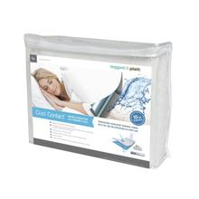 Cool Contact Mattress Protector with CoolMax Farbic