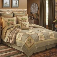 See Details - Pineview King Quilt