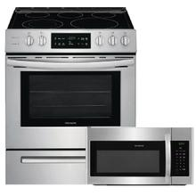 See Details - Buy the Range, Get the Microwave FREE!