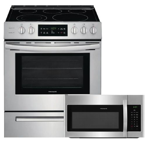 Packages - Buy the Range, Get the Microwave FREE!