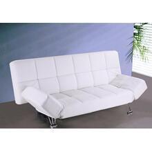 Venus White Sofa Bed