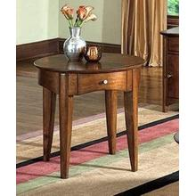 Peters-Revington David Round End Table