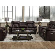 Waylon Espresso Power Sofa & Loveseat