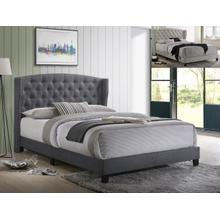 Crown Mark 5266 Rosemary King Bed