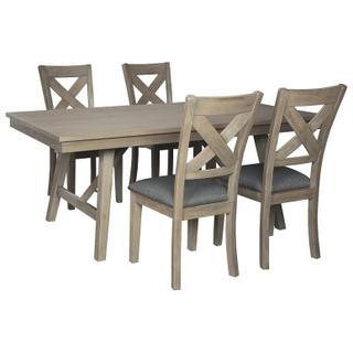 Aldwin 5 Piece Dining Set