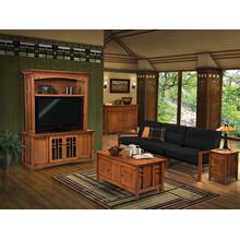 View Product - Shown in Quarter Sawn White Oak