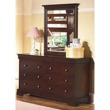 Versaille 6 Drawer Dresser