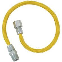 Gas Whip for Gas Dryers and Ranges