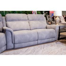 Next-gen Durapella Zero Gravity Power Reclining Sofa Slate